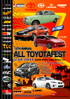 TOYOTAFEST IN LONG BEACH, CA 051411