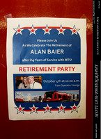 ALAN BAIER'S RETIREMENT PARTY 100413
